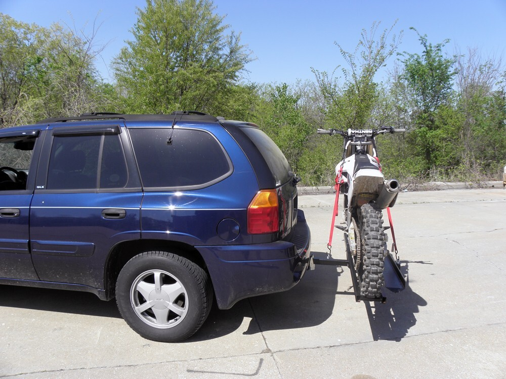 Motorcycle Transport Jeep