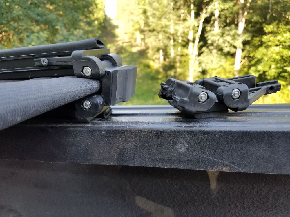 Replacement Tailgate Hinge For Extang Trifecta And Emax