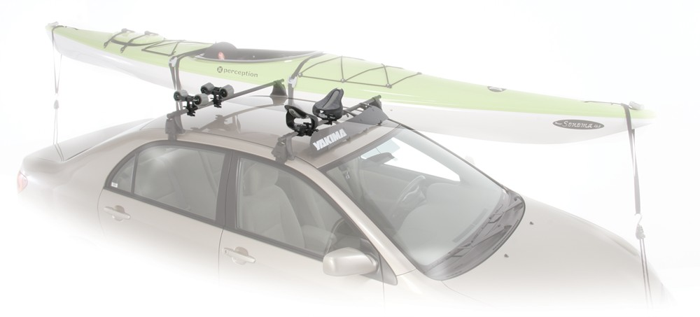 Roller Rack Roof Easy Kayak System Load
