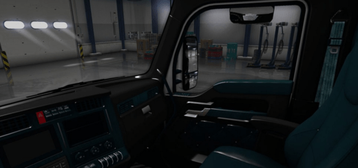 Kenworth W900 Dashboard Board Computer For For Ats Euro