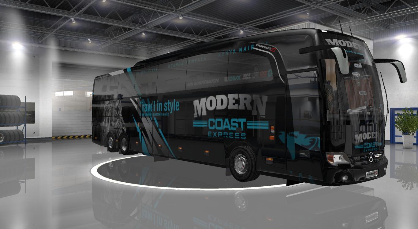Mercedes Benz Travego Special 15 17 Paket V1 0 Bus Mod