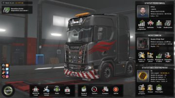 Ets2 1 35 No Dlc Finished Save Game Profile Mod Euro