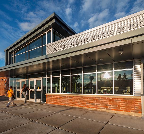 Kettle Moraine School District