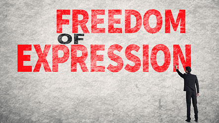 FREEDOM OF EXPRESSION: THE PREMATURE TERMINATION OF THE ...