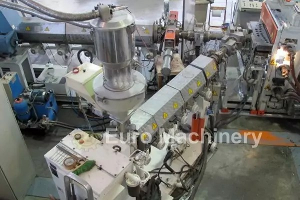 AMUT - Used Sheet Extrusion Line