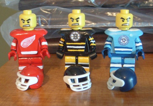 Custom NHL Hockey Minifigures Series 4 Hockey Player   Minifig     Share this post