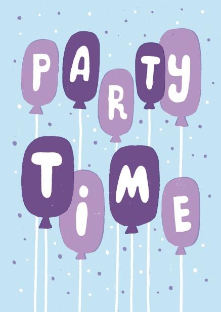 Birthday Invitations Free Online