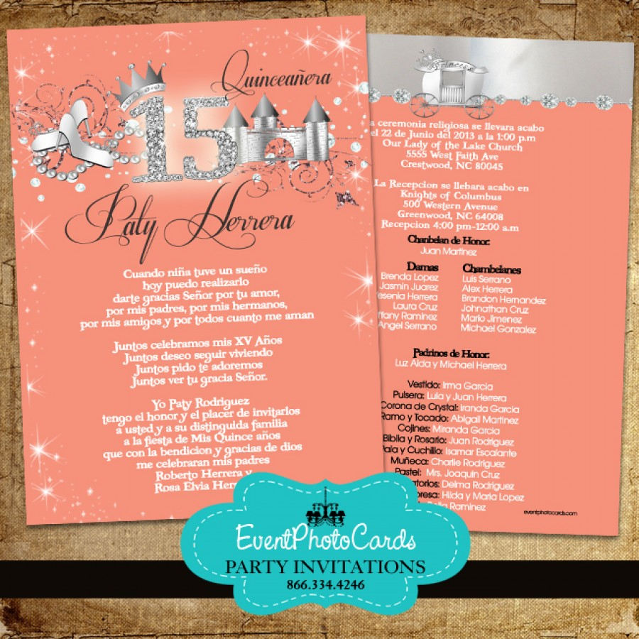 Front And Back Graduation Invitations