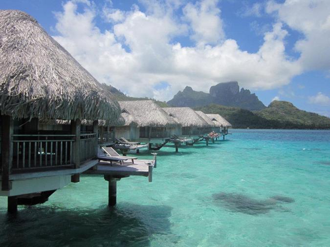 Tahiti And Bora Bora