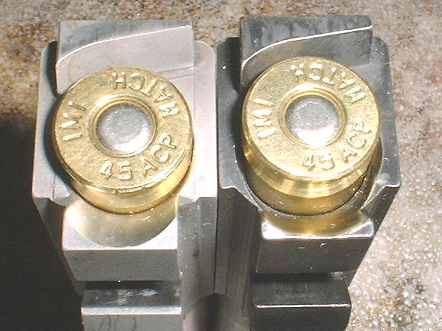 Glock And Bullets Lead Barrels