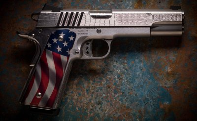 Patriotic 1911 – Because America That's Why