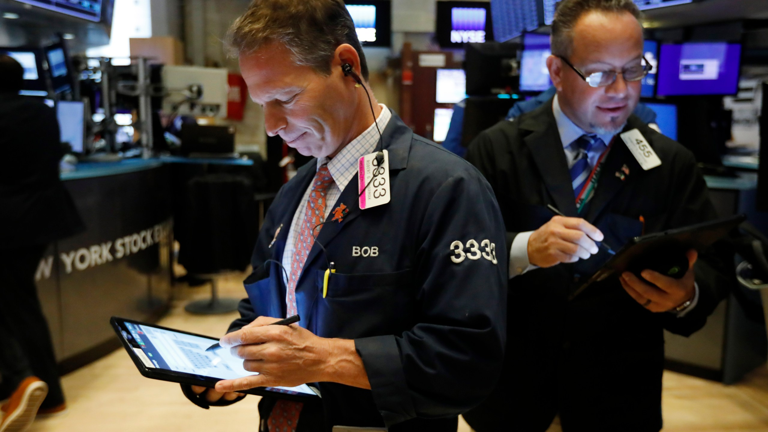 stock market today - HD2560×1440