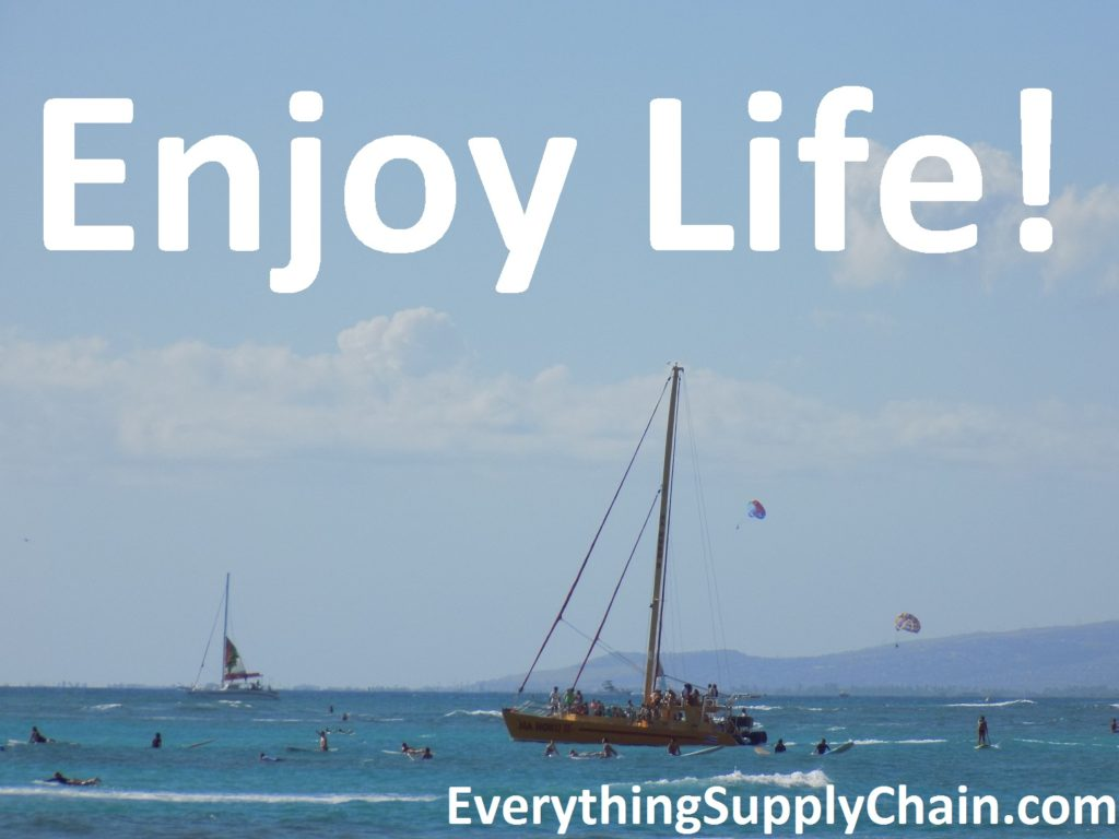 Quotes About Enjoying Life Be Happy Make Your Life Great