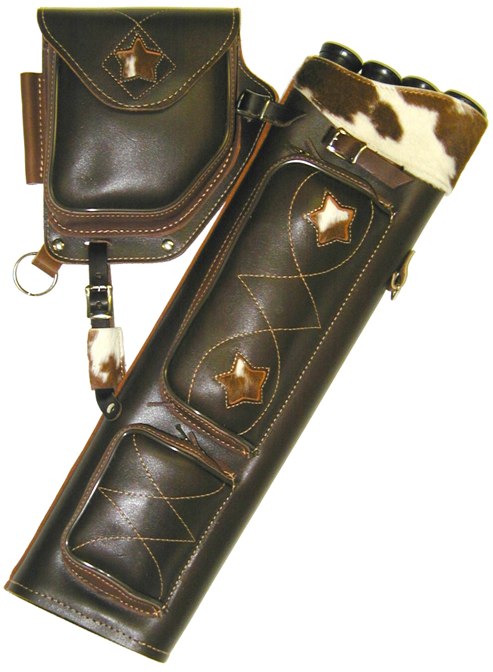 Leather Quivers Custom