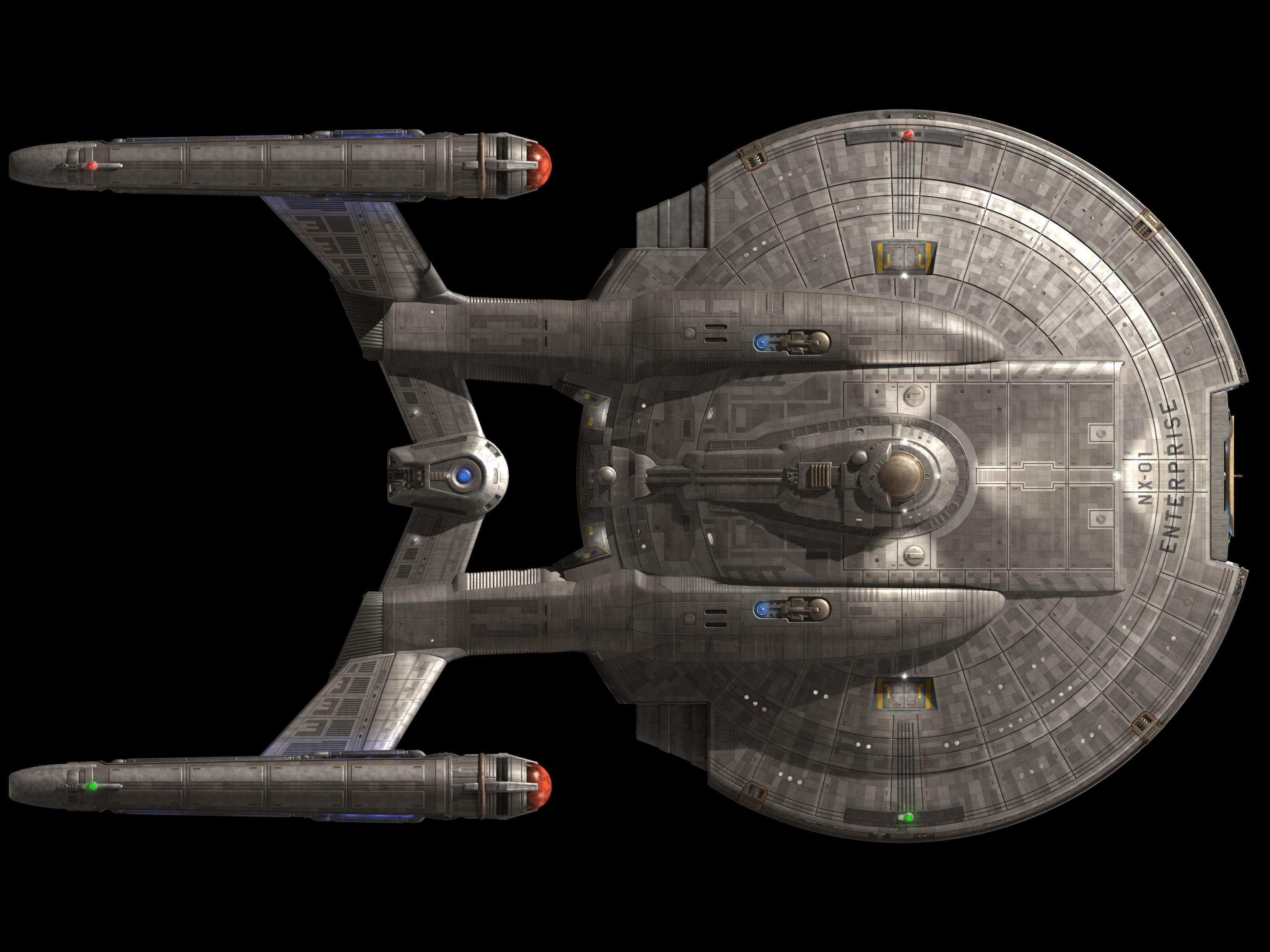 Star Trek Starship Blueprints Database