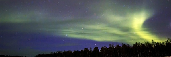 Can You See Northern Lights Anchorage Alaska