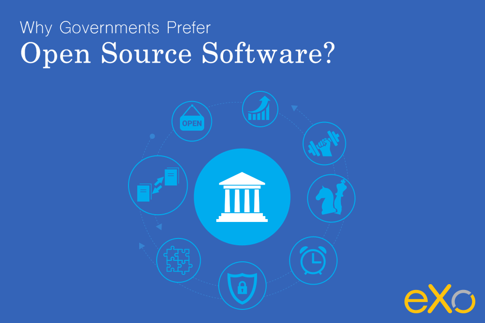Government open source software