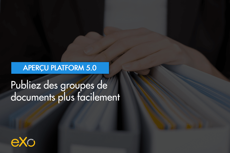 groupes de documents