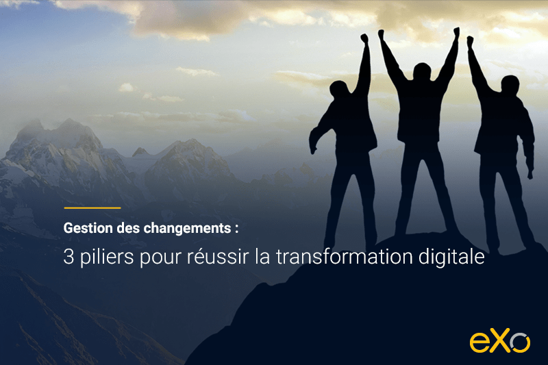 Gestion des changements, transformation digitale