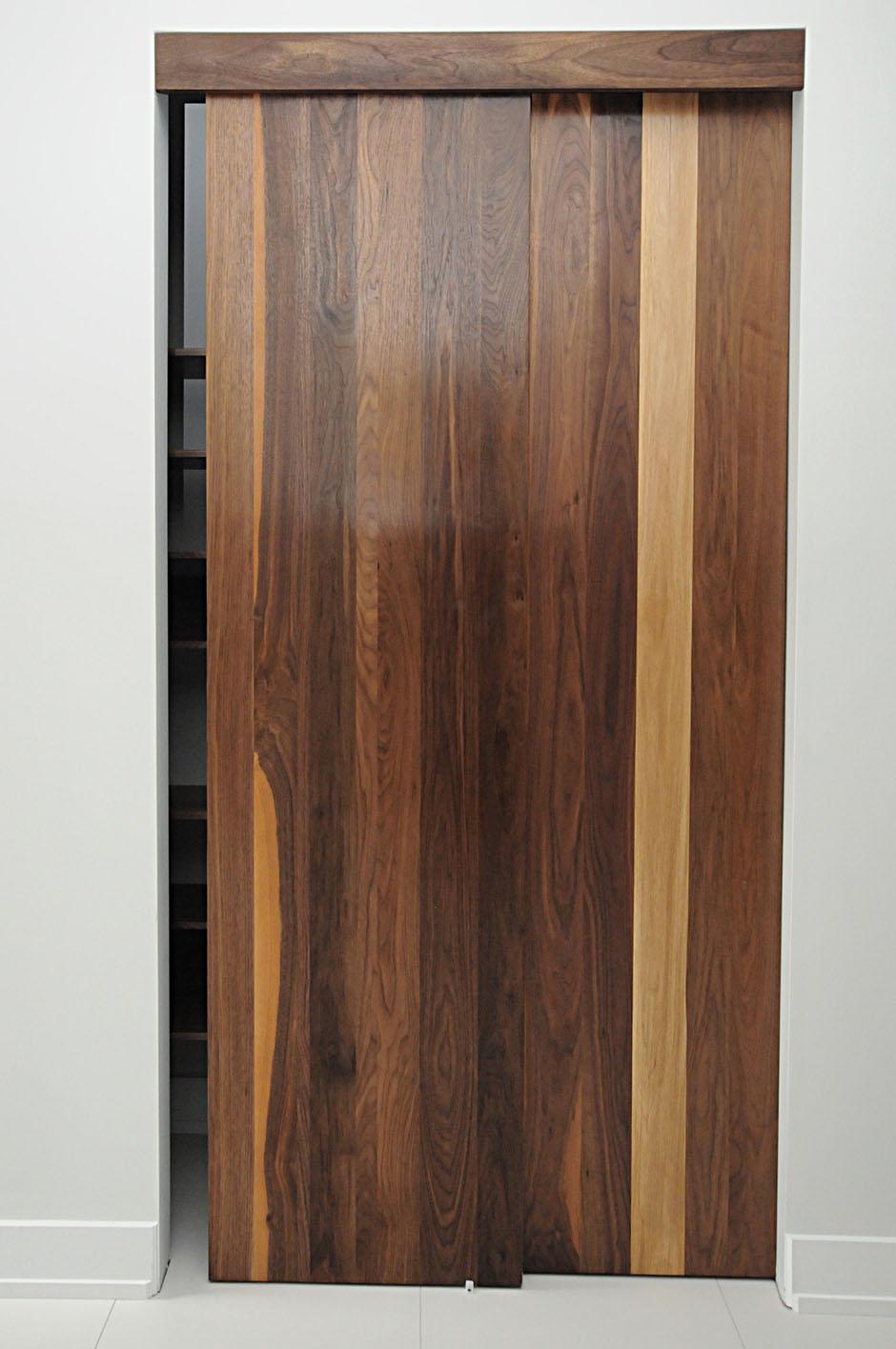Doors Exotic Wood