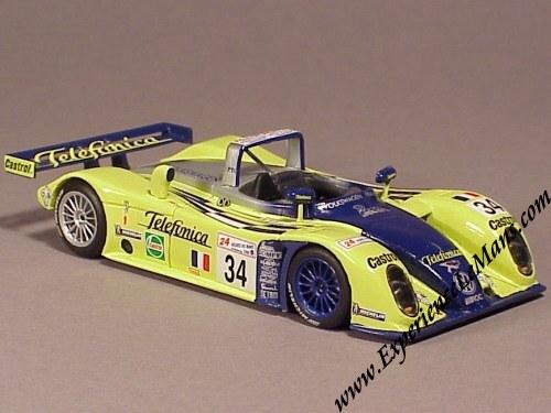 2000 Le Hours Mans 24
