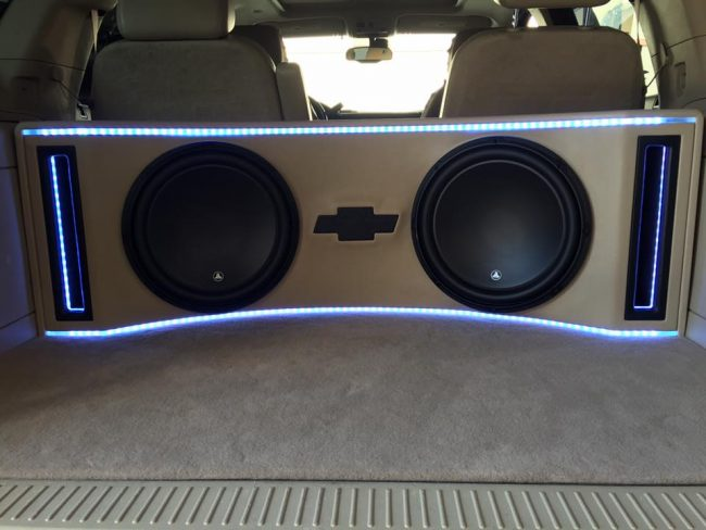Audio Covers Speakers