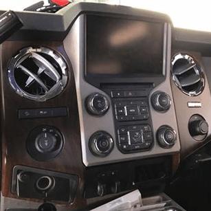 2014 Ford F250 Ipad Dash Installation In Melbourne Fl
