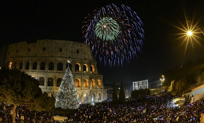 Top 6 Places to Celebrate New Year In Italy   Here are the most beautiful and unique places in Italy to spend new year s  eve at  They light up completely on this special day