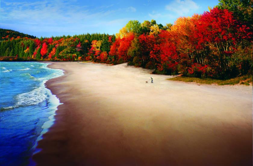 Winter Upper Peninsula Mi