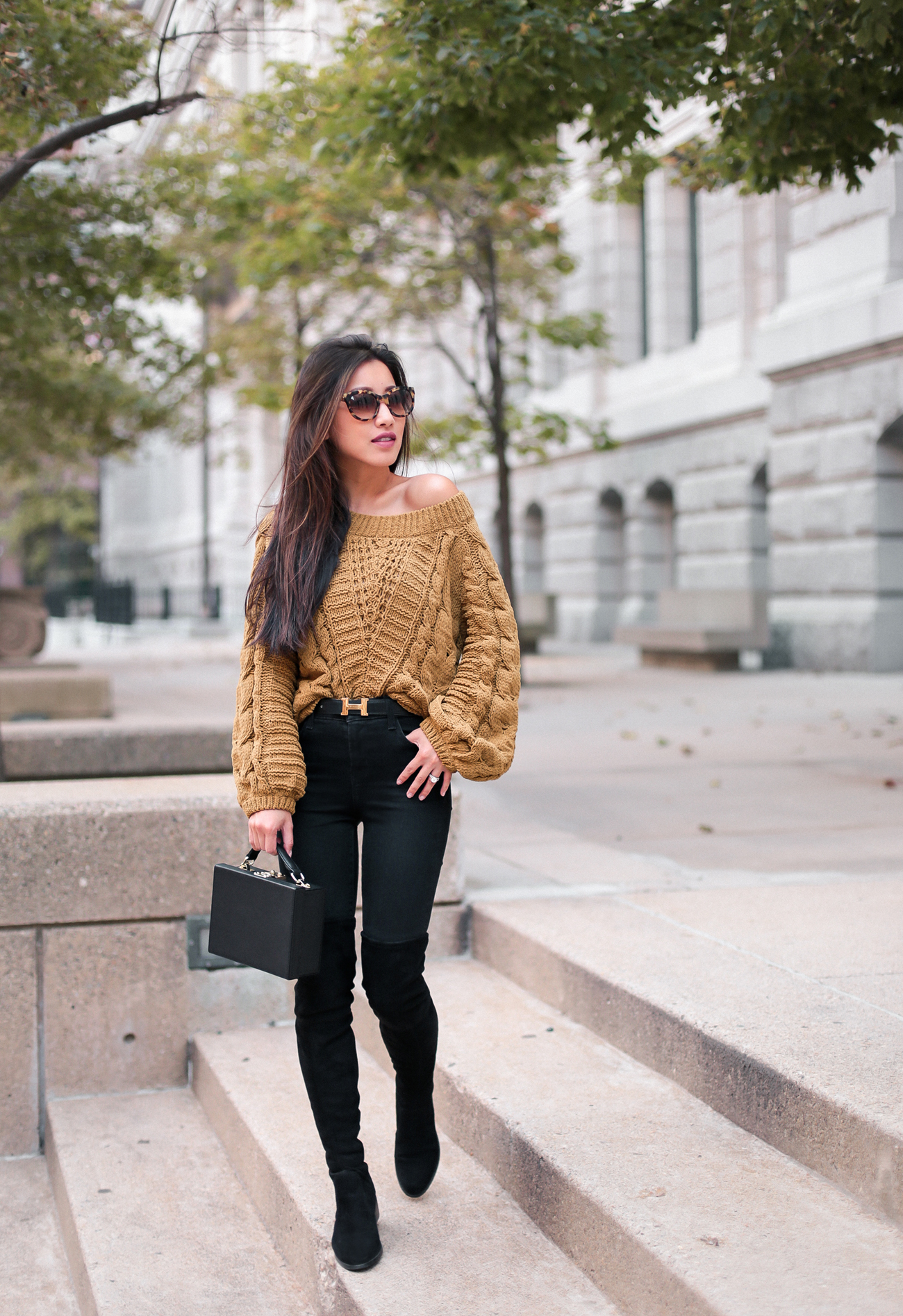 Affordable over the knee boots for narrow legs