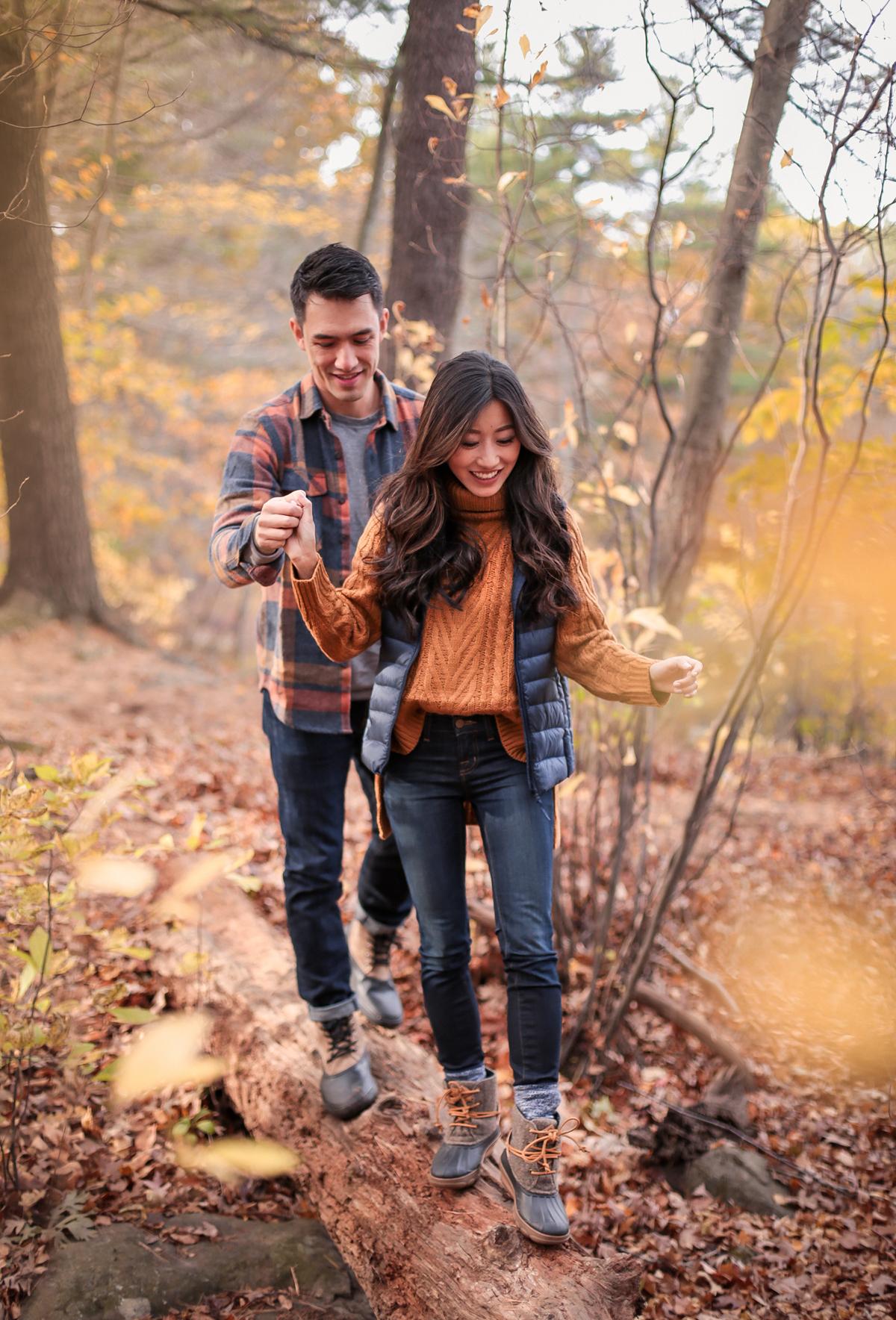 Outdoor Wedding Ideas Fall