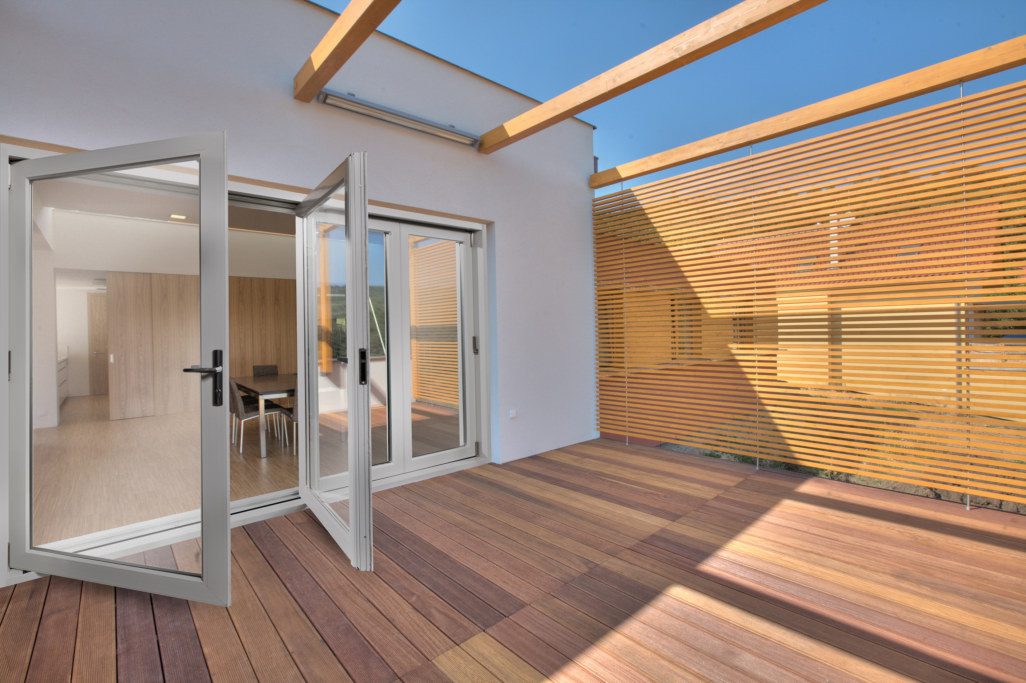 Extreme Windows and Entrance Systems The Overture Folding Door