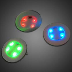 Flat Round Led Lights