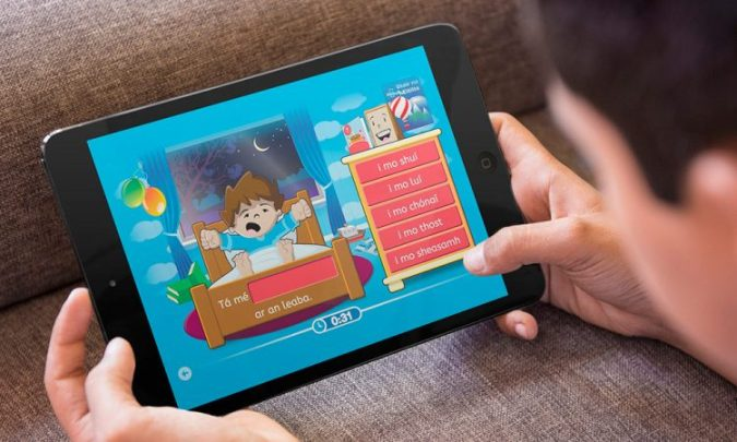 HTML5 Interactive Games for Indigenous Language Learning   Eyesparks We believe that students studying their indigenous language deserve the  same fun interactive learning that is expected for modern European  languages