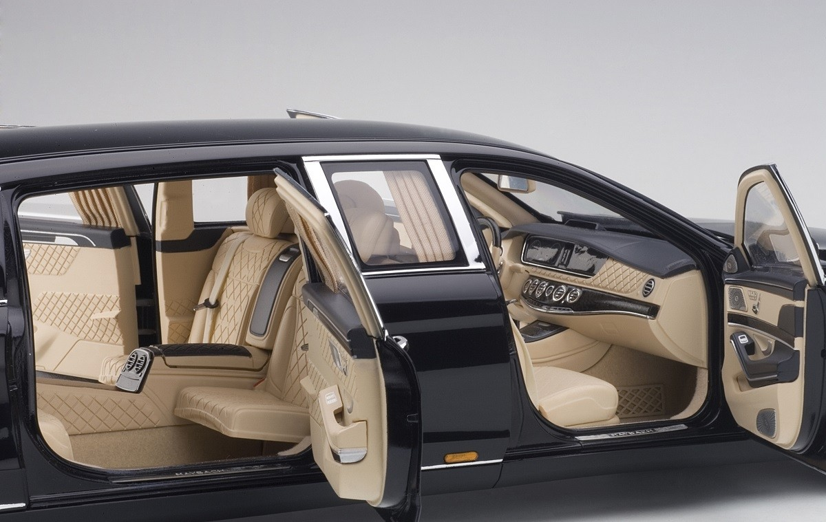 Benz Mercedes S600 2016 Maybach Pullman