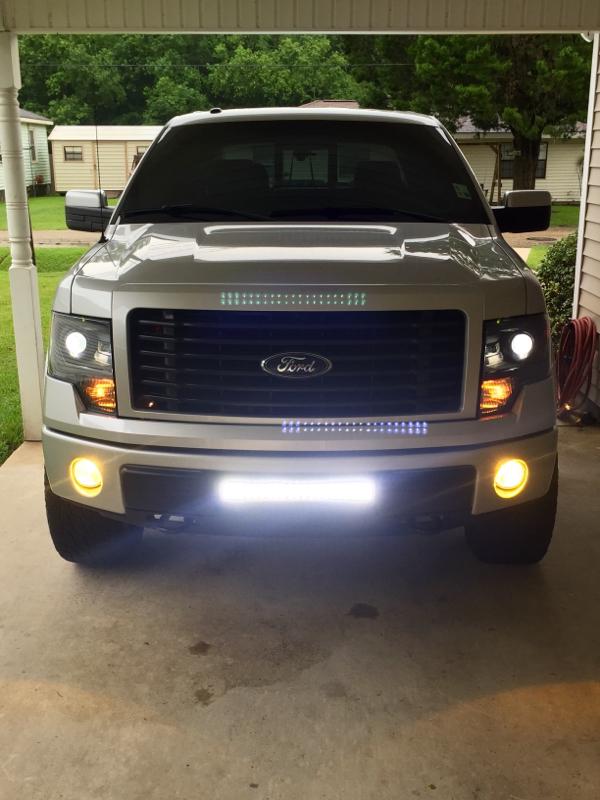 Ford F150 Fog Light Bulb 9140