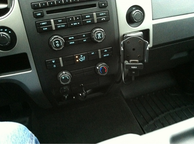 Iphone Mount Ideas Ford F150 Forum Community Of Ford
