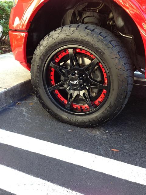 Fuel Rims Wheels