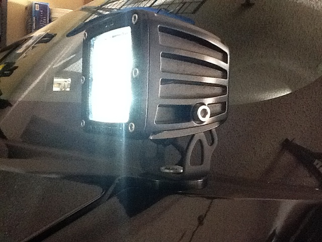 Hood Mounted Lights Page 19 Ford F150 Forum