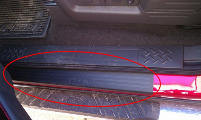 Door Sill Protectors Wtf Page 2 Ford F150 Forum