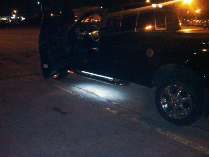 Led Running Board Puddle Lights Page 3 Ford F150 Forum