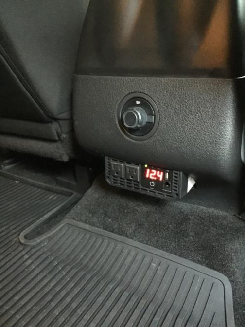 Power Inverter Install Ford F150 Forum Community Of