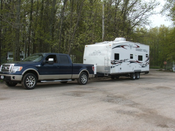 Citation Travel Trailer