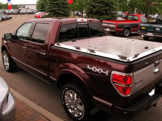 Coupon Deal On Diamondback Bed Cover Ford F150 Forum