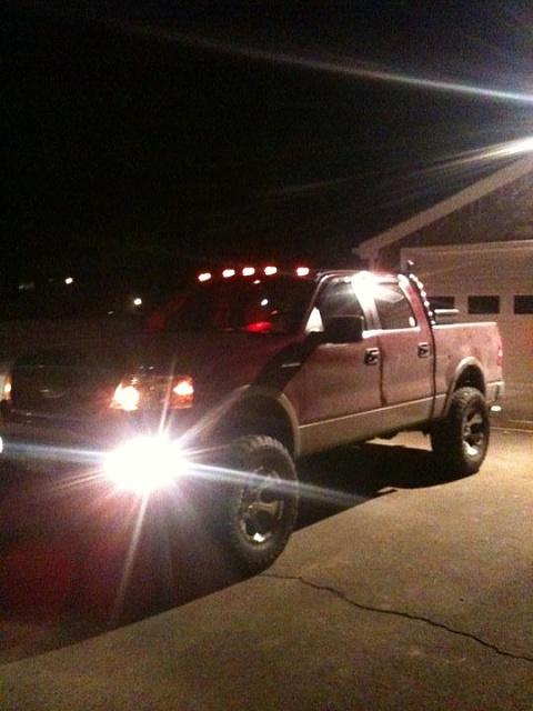 Truck Roof Lights