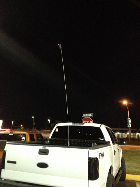 Lets See Your Cb Antennas Page 4 Ford F150 Forum