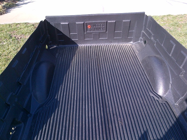 6 5 Plastic Bed Liner Ford F150 Forum Community Of