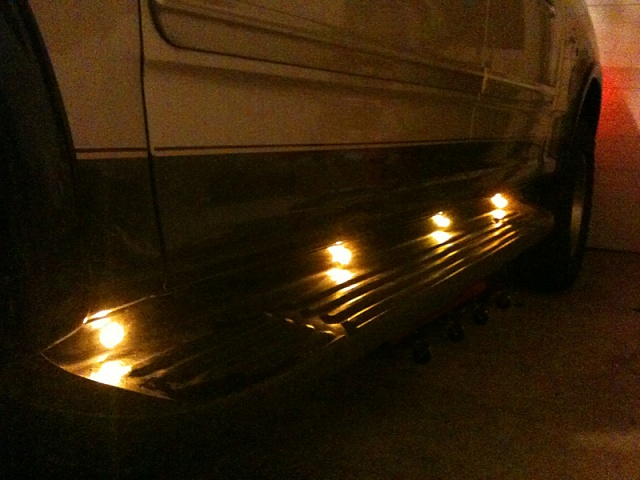Running Board Lights Ford F150 Forum Community Of Ford