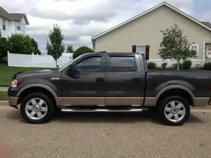 2006 F150 Lariat Supercrew 4x4 For Sale Ford F150 Forum