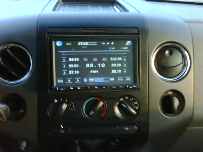 2006 Ford F250 Radio Wiring Diagram